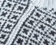 Færøysk og Islandsk strikk