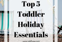 holiday hacks with kids
