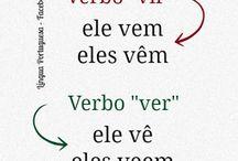 Português. Escrita
