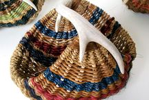 Basket making!