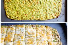 Cheesy Zucchini bread stick