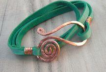 Leather Jewellery Inspiration