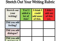 Classroom Writing Traits / by Katie Young