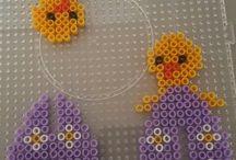 Mine Hama beads patterns