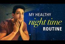 Night Routine VIdeo
