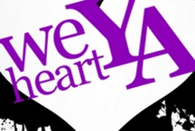 YA Book Blogs / Awesome blogs that review young adult fiction
