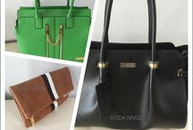 Handbags, totes, purses and clutches. / Fashion essentials. Elegant luxury and style.