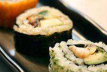 Sushi / sushi recipes