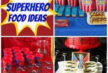 Parties - Super Hero