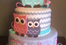 Owl Theme / Owl themed baby Shower