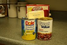 Favorite Recipes / by Bobbie Dorris
