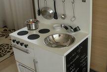 Kitchen Ideas for B