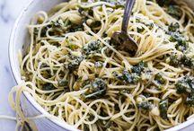 Pasta and Noodles / by Lauren Y