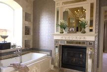 Luxury Bathrooms / Custom bathroom design ideas of all types, sizes and color schemes.