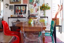 Eclectic Eleganza / Eclectic Interiors with style