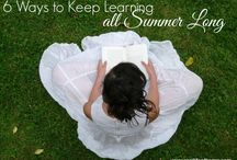 Summertime learning