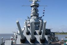 Veteran Warships / Preserved American warships you can visit today