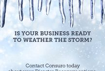Disaster Recovery / by Consuro Managed Technology