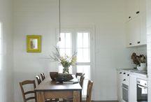 minimalist farmhouse  / by Needle & Felt