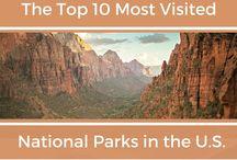 U.S. National Parks Travel