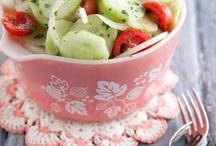 Salads / by Bobbie Hill