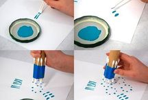 kid craft basics / by Marissa {RowdyRunts.Etsy.com}