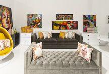 Sofas showroom