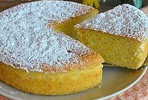 torta mascarpone e limone