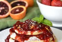 Pancakes / pannekoeken