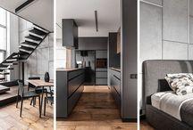Domov, architektura