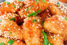 recepty kuřecí
