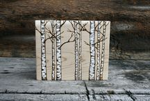 Wood burning ideas / by Butterscotch Lane Crafts & Briardene Guest House