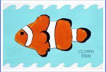 "Fish / BUY 2 GET 1 MORE FREE! ""Fish"" Top Quality Professional Art Prints."