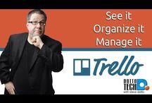Organising tools & organising technology