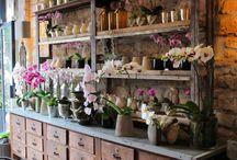 La boutique de fleuriste