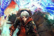Devil may cry / Demon hunters, style, badass music, and much more, did i mention style?
