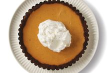 Recipes, Thanksgiving