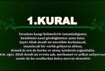 Şems & 40 Kural
