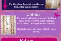 Home decor tips / Some handy hints, tips and advice to help you decorate your home with ease!