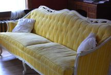 yellow couch district / by Haeli Allen