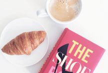 Living the Good Life / Books, coffee, food and... shoes is what makes the world go round!
