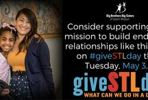 giveSTLday / #giveSTLday is May 3, 2016. Consider supporting our mission and learn more about the annual event here: https://goo.gl/Ae8JA2