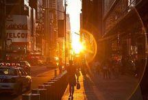 DESTINATION - New York City