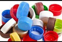 trabalhos manuais reciclagem