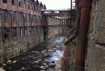Old factories
