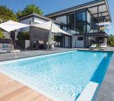 HUF Haus mit Pool