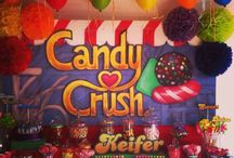 Candy Crush Party Ideas / by Sweet City Candy