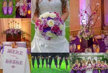 Purple Wedding / by Edy Spears