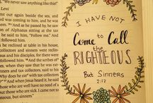Bible Marking Art
