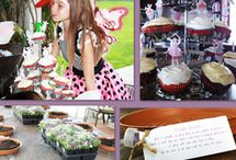 magical fairy garden birthday party ideas